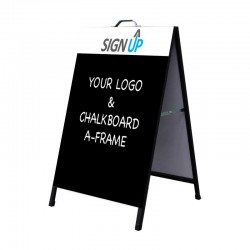A-Frame Signs -  with Chalkboard