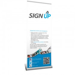 Pull Up Banner - Standard